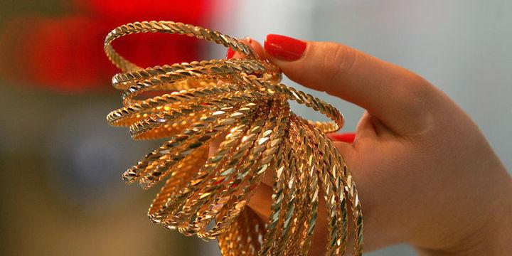 Gram altın 1 haftanın en yükseğinde