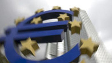 Euro Bölgesi enflasyonu Nisan'da eksi yüzde 0.2 oldu