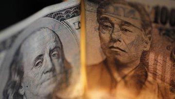 Dolar yen karşısında 18 ayın düşüğüne geriledi