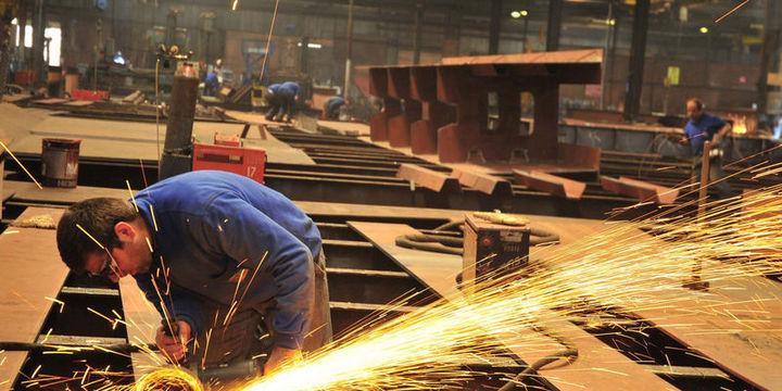 Türkiye imalat PMI'ı Nisan'da 48.9'a geriledi