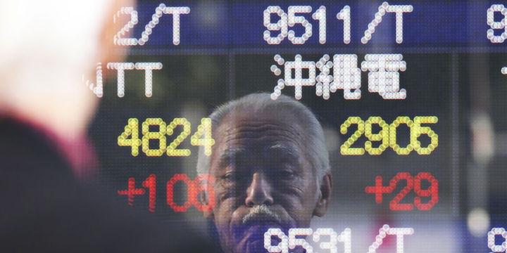 Asya hisselerinde kayıplar sürüyor