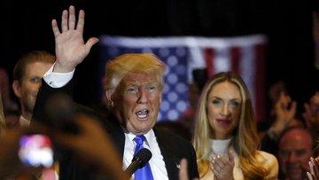 Cruz yarışı bıraktı Trump tek başına kaldı