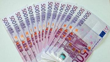 AMB 500 euroluk banknot basımını durduruyor