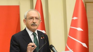 Kılıçdaroğlu: Davutoğlu'na bütün haklarımızı helal ediyoruz