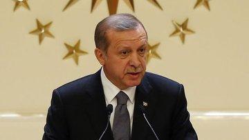 Erdoğan: Başkanlık sistemini bir an önce milletin onayına...