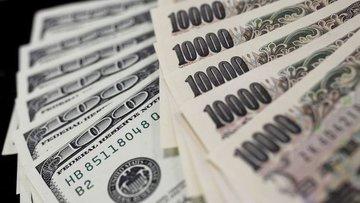 """Yen dolar karşısında """"veri"""" sonrası yükseldi"""