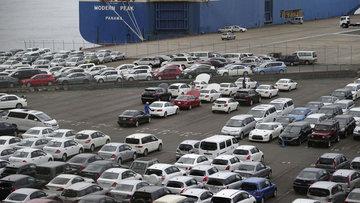 Japonya'da ihracat güçlü yenle düşüşünü sürdürdü