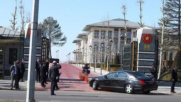 Yeni Kabine ilk toplantısını Cumhurbaşkanlığı Külliyesi'n...