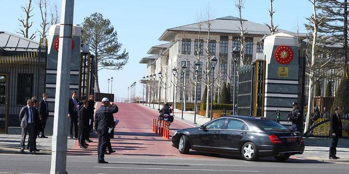 Yeni Kabine ilk toplantısını Cumhurbaşkanlığı Külliyesi