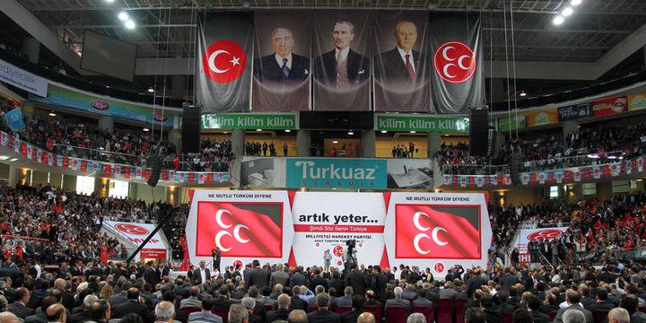 Yargıtay, MHP kurultay kararını onadı