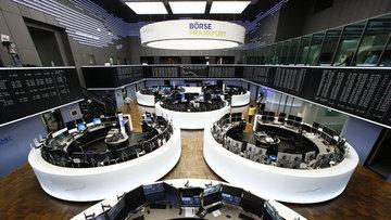 Avrupa hisseleri euronun düşmesiyle yükseldi