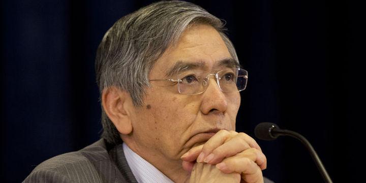 BOJ/Kuroda: BOJ genişlemeci tedbirleri artırabilir