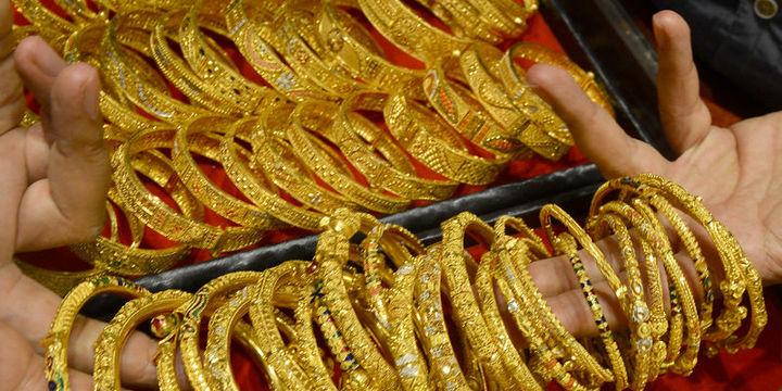 Altının gram fiyatı yaklaşık 4 haftanın en düşüğünde