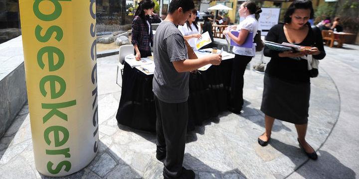 ABD işsizlik başvuruları beklentinin altında geldi