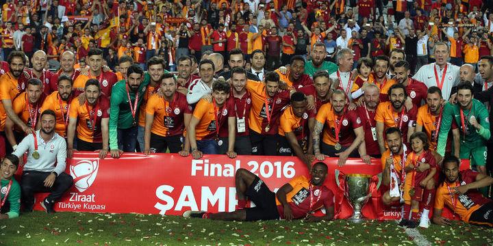 Ziraat Türkiye Kupası Galatasaray