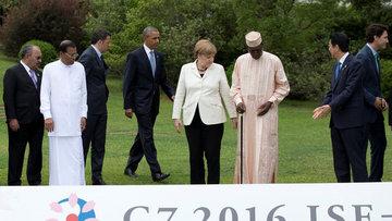 G7 bildirisi: İngiltere'nin AB'den çıkması ciddi risk