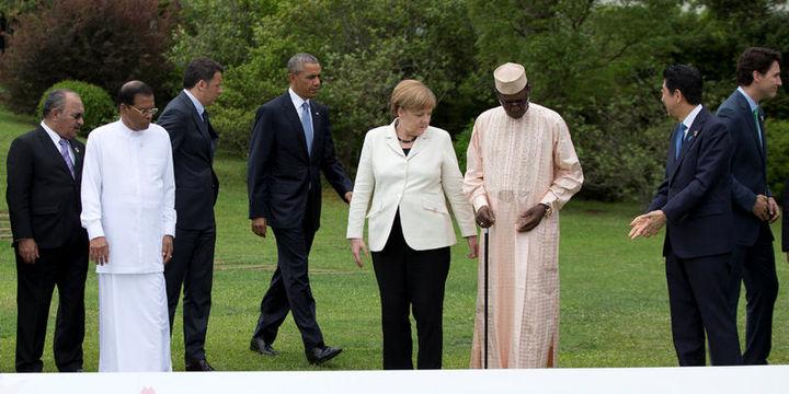 G7 bildirisi: İngiltere