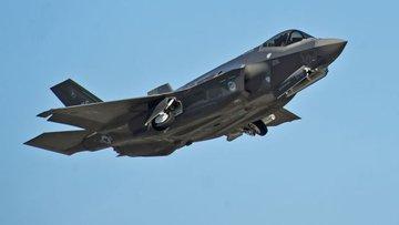 F-35 savaş uçaklarının teslimatı 2018'de başlıyor