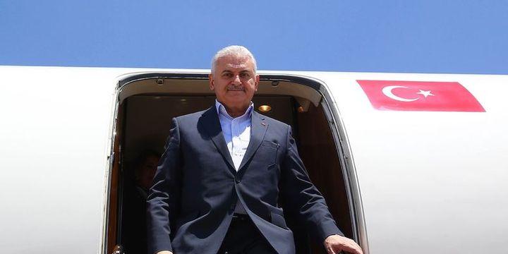 Cumhurbaşkanı Erdoğan ve Başbakan Yıldırım Diyarbakır