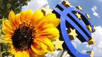 Euro bölgesi ekonomik güveni 4 ayın yükseğinde