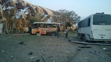 Silopi'de patlama: 4 kişi öldü 22 kişi yaralı