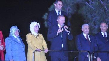 Erdoğan: Bayram öncesi Osman Gazi Köprüsü'nü açıyoruz