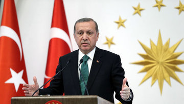 Erdoğan: Soykırım oylaması Almanya ile olan ilişkileri ze...