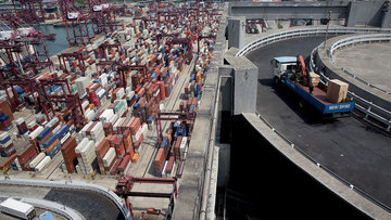 TİM: İhracat Mayıs'ta yüzde 0.1 arttı