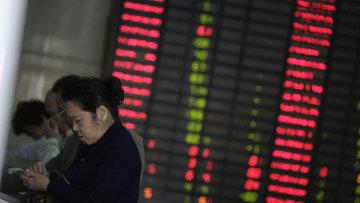 """Çin hisseleri """"MSCI sonrası müdahale"""" spekülasyonu ile yü..."""