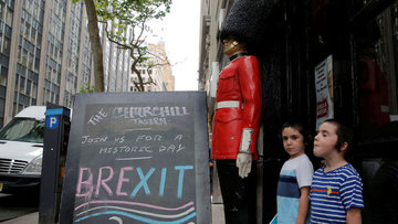 Brexit sonrası Fransa ve Hollanda'da referandum çağrısı