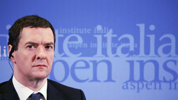 İngiltere/Osborne:G7 merkez bankaları gerekli adımları attı