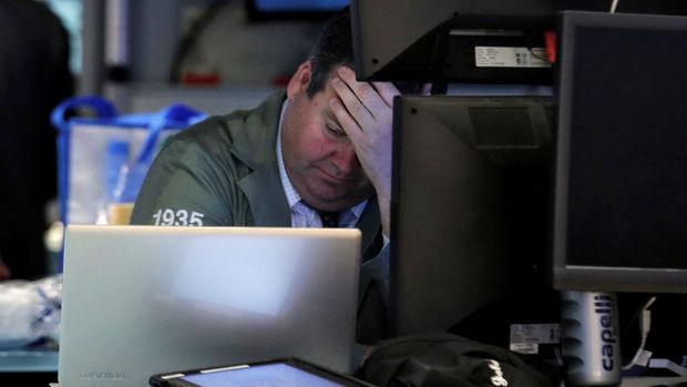 ABD borsaları da küresel satış dalgasına katıldı