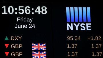 Piyasaya göre sterlindeki düşüş devam edecek