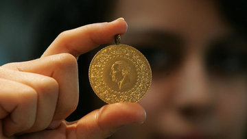 Altının gram fiyatı 125 lira seviyesinde dengelendi