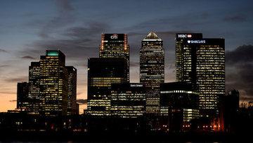 """Londra bankacıları """"Brexit"""" sonrası kenti terkedebilir"""