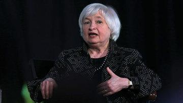 Yellen'in AMB konferansındaki konuşması iptal edildi