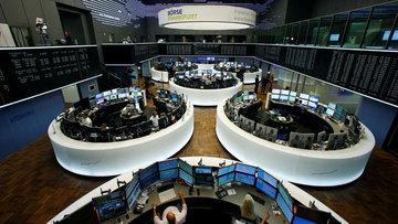 Avrupa hisseleri bankacılıktaki kargaşayla düştü