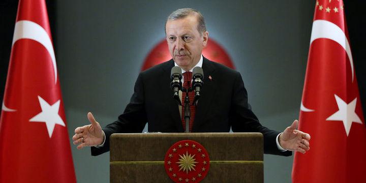 Erdoğan: İsrail ile ekonomik ilişkiler çok farklı şekilde gelişecek