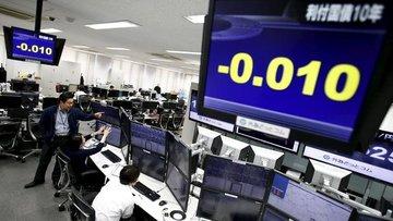 Japonya tahvil faizlerinin tamamı yüzde 0.1'in altına ger...