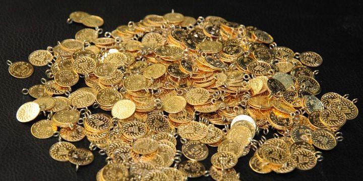 Altının gram fiyatı düşüşe geçti