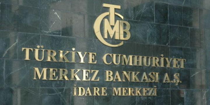 TCMB: Kredi büyümesine ilişkin beklenti ılımlı
