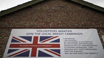 Goldman: Brexit'ten en fazla İngiltere bankaları etkilenecek