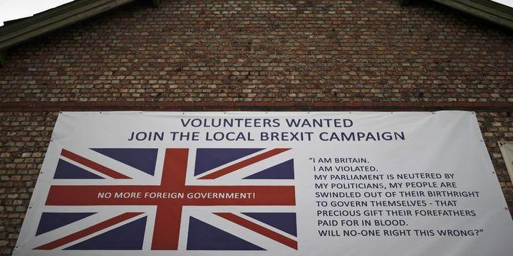 Goldman: Brexit