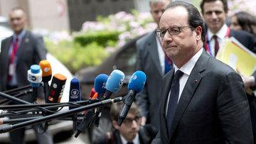 Hollande: En kısa sürede ayrılık görüşmelerine başlamalı