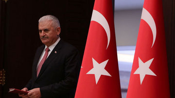Başbakan Yıldırım bazı bakanlarla İstanbul'a gidiyor