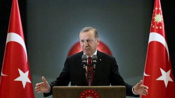 Cumhurbaşkanı Erdoğan'dan saldırı sonrası açıklama