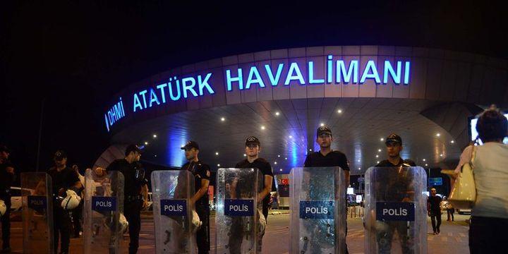 Dünya Atatürk Havalimanı