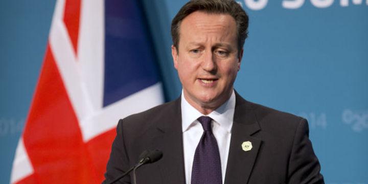 Cameron: Avrupa