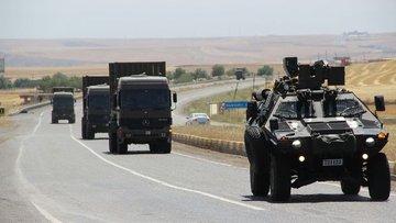 Derik'te askeri araca saldırı: 2 asker şehit, 3 asker yaralı