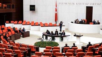 """""""Varlık barışı""""nı içeren tasarı Komisyon'da kabul edildi"""